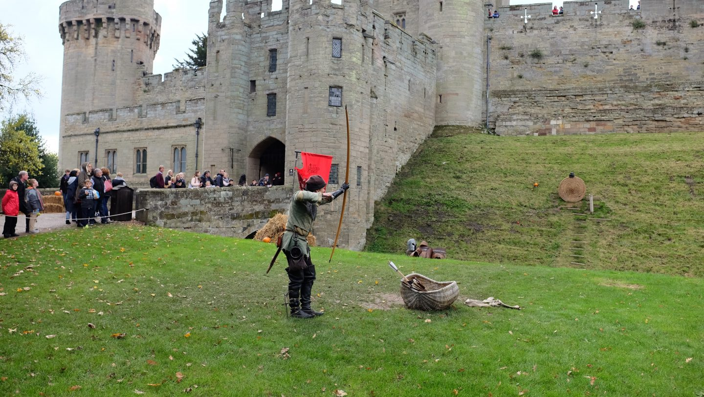 Warwick Castle – Day Out
