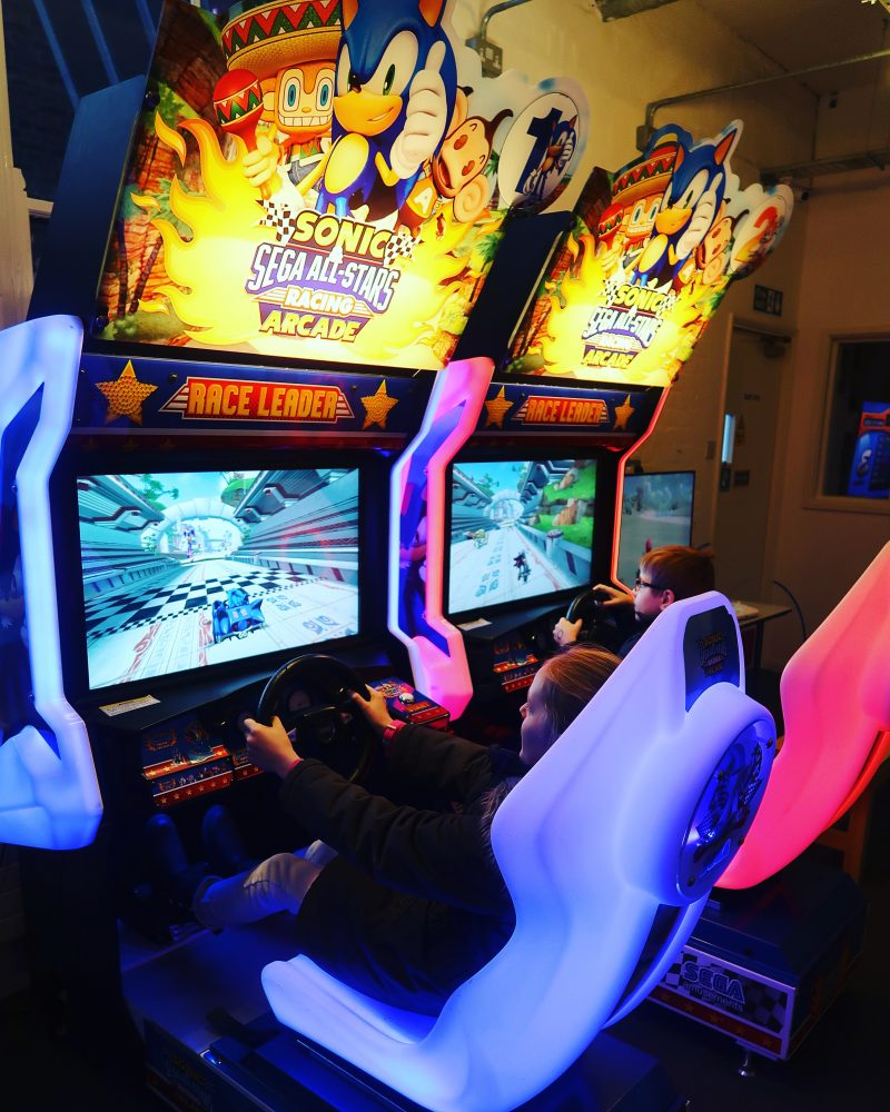 The National Videogame Arcade