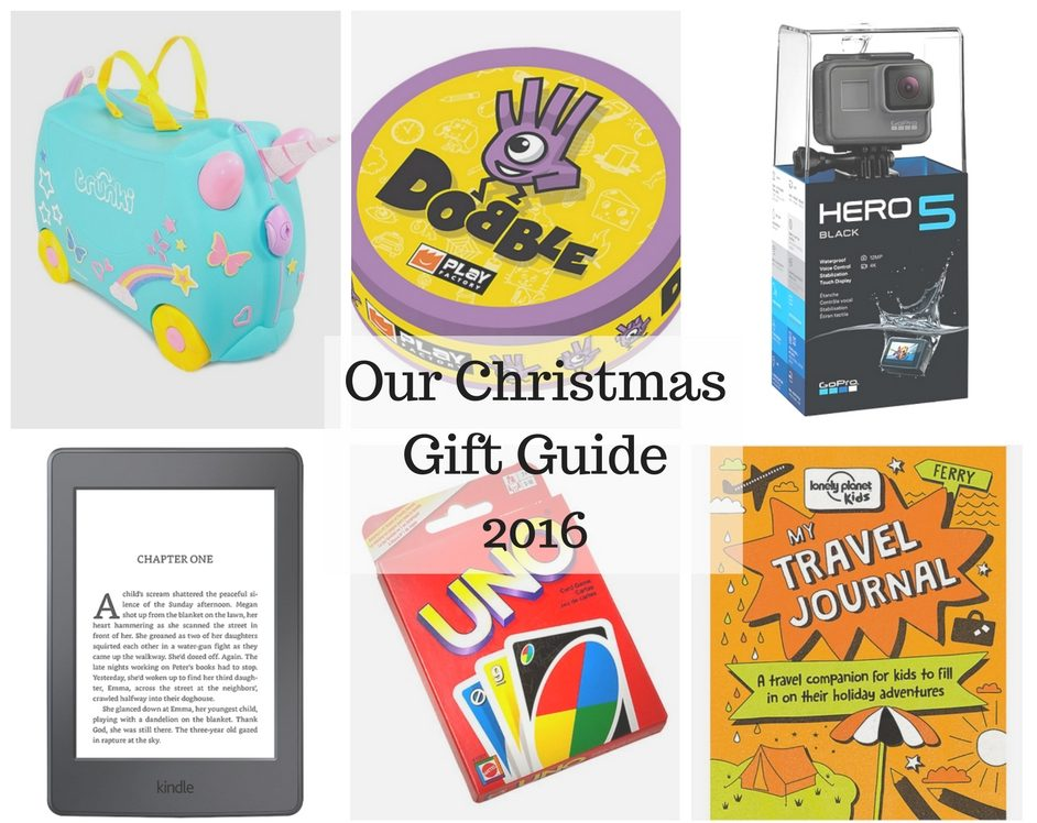 Our Christmas Gift Guide 2016