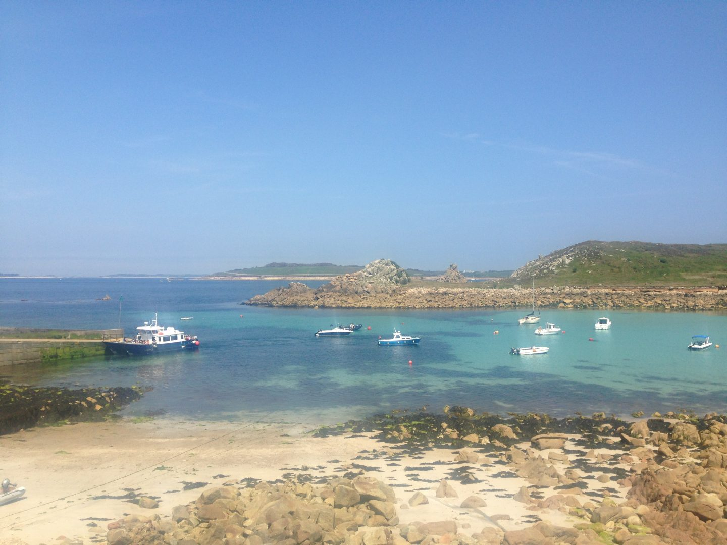 My Favourite Place: Hollie {Tresco}