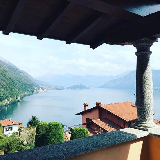 My Favourite Place: Kristie {Lake Como}